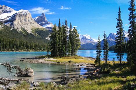 Spirit Island, Canada