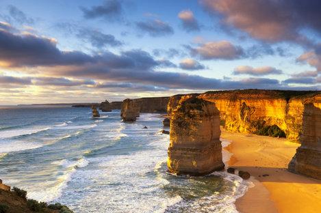 Cei Doisprezece Apostoli, Australia