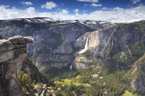 Yosemite Valley, Statele Unite ale Americii