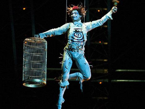 Cirque du Soleil revine la Bucureşti în 2015