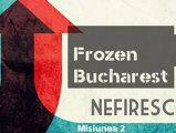 Frozen Bucharest 2015: 200 de statui umane ''îngheţate'' la metrou, pe 1 februarie