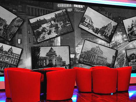 Fotografii cu vechiul Bucuresti troneaza in noul Cinema City din Capitala