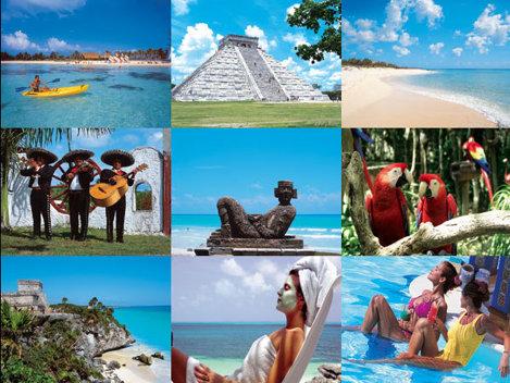 Vacanta in Mexic cu doar 600 de euro/persoana!