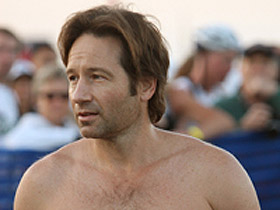 Duchovny are probleme cu