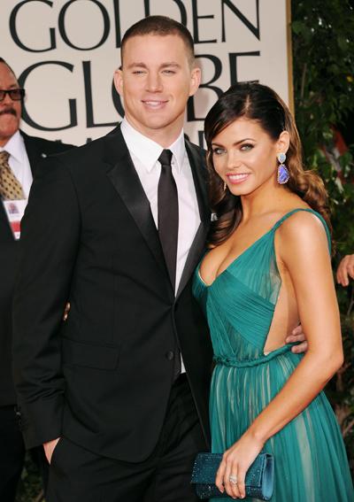 Tatum si Jenna, sotia