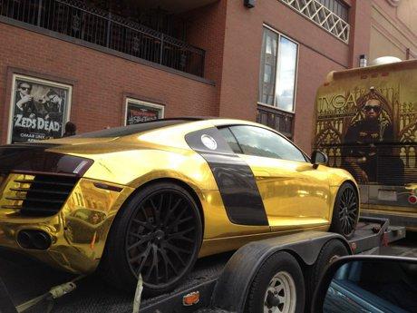 Aspectul contează! Audiul R8