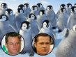 "Brad Pitt si Matt Damon isi imprumuta vocile pentru ""Happy Feet 2"""
