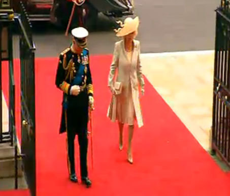 Printul Charles si Camilla
