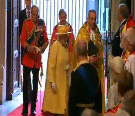 Regina Elisabeta a-II-a a Marii Britanii