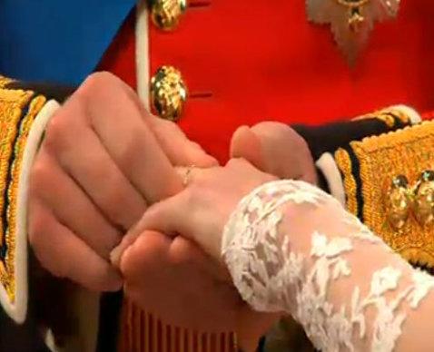 Kate a primit inelul