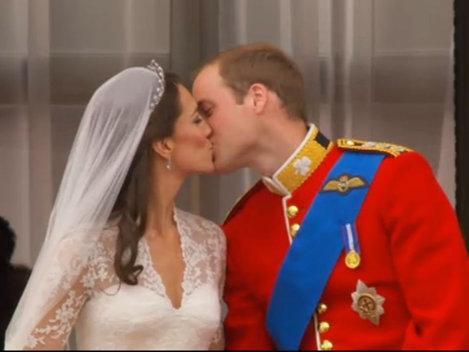 Printul William si Kate au devenit sot si sotie (Video LIVE)