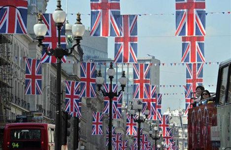steaguri arborate in Londra