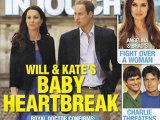 Kate Middleton nu poate avea copii cu William