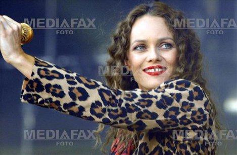Vanessa Paradis (Foto MediafaFoto-AFP)