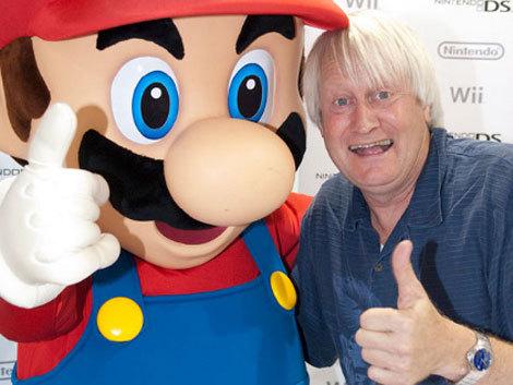 Vocea din spatele lui Mario, mascota Nintendo