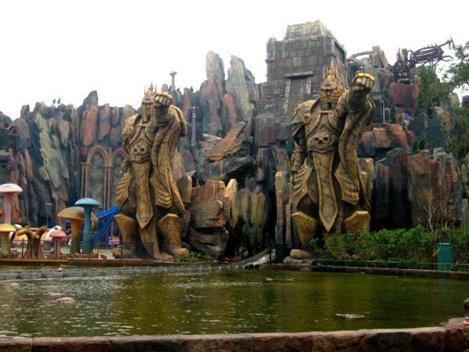 Joyland, primul parc de distractii cu tematici din Warcraft sau Starcraft (Poze)