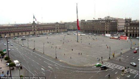 centrul Mexico City