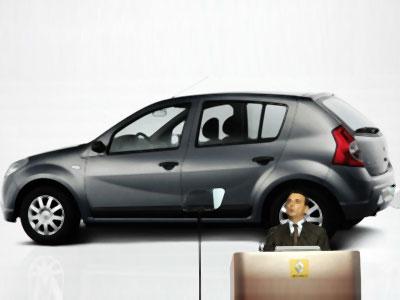 Dacia crede in Sandero