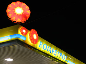 Rompetrol si-a ieftinit carburantii, in week-end