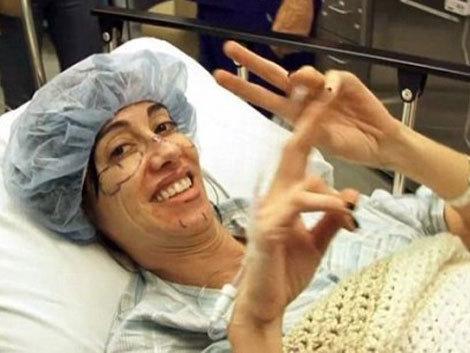 Operaţia de selfie a costat-o 15.000 de dolari! Video