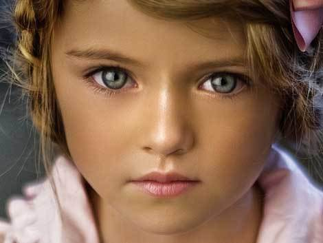 Afla cine este modelul Kristina Pimenova