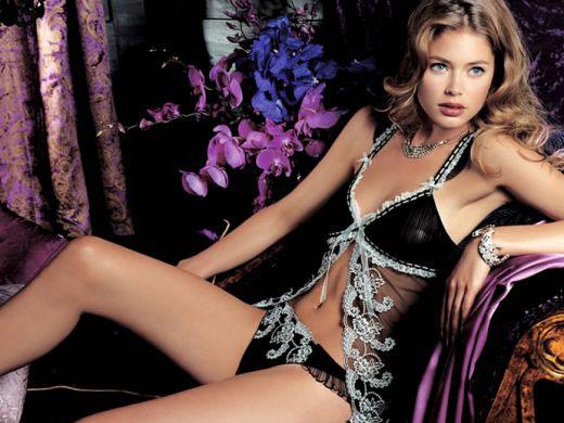 Doutzen Kroes a intrat in familia Victoria's Secret (foto)