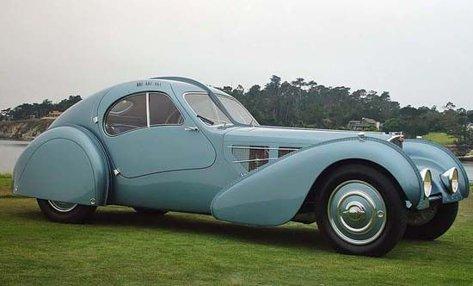 Bugatti Atlantic 1936