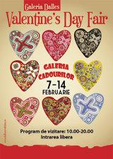 Târg de Valentine's Day la Galeria Dalles