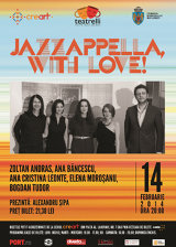 Din Teatrelli cu dragoste, Jazzappella