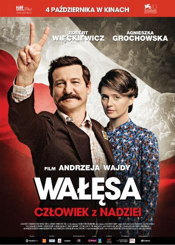 Premieră, pe 30 mai: Lech Wałęsa - filmul biografic. În regia lui Andrzej Wajda