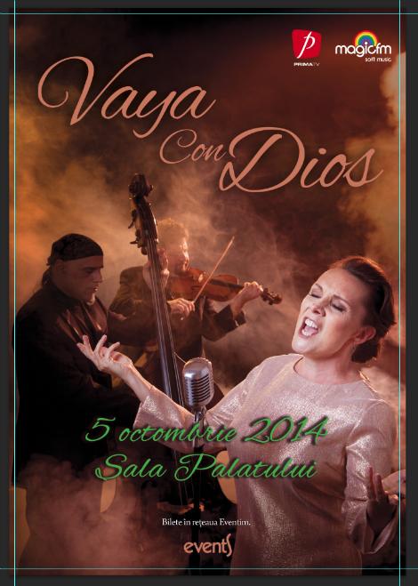 La cererea publicului, Vaya Con Dios se întoarce!