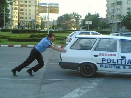 Top 10 - Motive sa amendezi Politia Romana