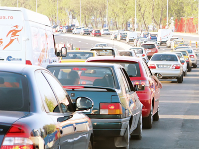 Traficul aglomerat poate fi cu brio fentat! (video)