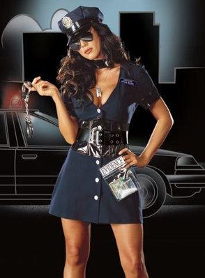 politista in uniforma