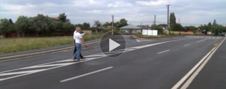 """Caravana """"VREAU PREŞEDINTE"""". Românii care-şi fac singuri drumul. Această comună din România are un buget la care alte localităţi doar visează"""