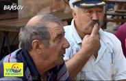 """Doi prieteni fac politică la bere. Unul ţine cu Băsescu, altul cu Ponta. """"Noroc că eşti prietenul meu că altfel te făceam..."""""""