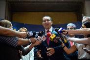 Ponta şi-a depus candidatura la BEC: Voi fi acel preşedinte care nu avea încă 18 ani în 1989
