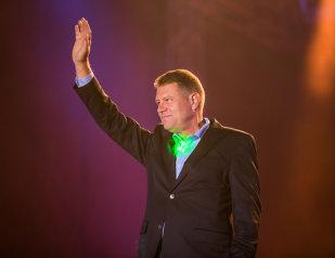 Cum crede Klaus Iohannis că va câştiga alegerile