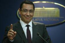 Victor Ponta: Călin Popescu Tăriceanu va fi premierul meu
