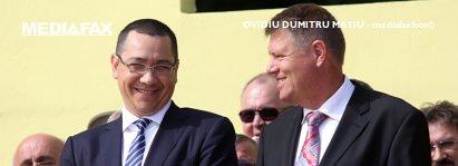 Provocarea lui Klaus Iohannis pentru Victor Ponta: dezbatere prezidenţială la Facultatea de Drept