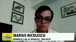 Marius Nicolescu, membru în biroul electoral 24 din Bruxelles, despre adevărata problemă a votului în străinătate
