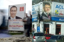 Cum şi-au împărţit Victor Ponta şi Klaus Iohannis marile oraşe