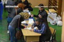 Numărul total de alegători înscrişi pe liste:18.281.625