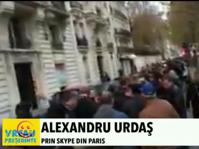 Observator român la alegerile din Paris: