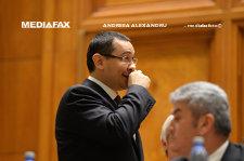 Ponta: Sunt hotărât să rămân în funcţia de premier, îmi exprim dorinţa de dialog cu Iohannis