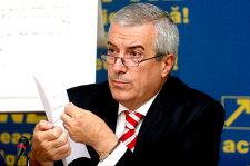Ce ministere vrea Tăriceanu în noul guvern Ponta