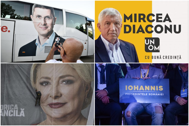 A început campania electorală. Ce reguli trebuie să respecte candidaţii, care sunt mesajele lor şi cum se va desfăşura votul în Diaspora