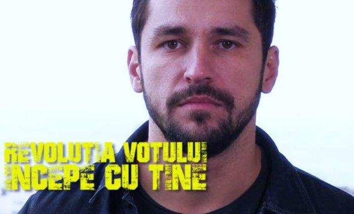 Doru Todoruţ susţine VOTEŞTI. Informează-te şi mergi la vot! E vorba de viitorul fiecăruia dintre noi