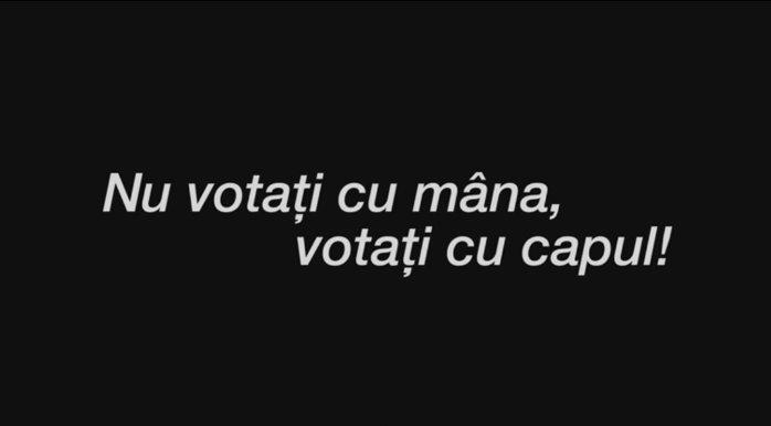 """Parodie electorală după melodia Sărutări criminale: """"Ale tale, ale tale, promisiuni electorale …"""""""