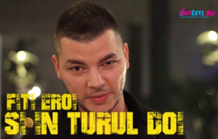 Valentin Luca susţine VOTEŞTI. Pe 16 noiembrie toţi tinerii trebuie să meargă la vot